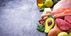 dieta chetogenica menu