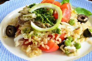 dieta del riso 4 chili in 7 giorni