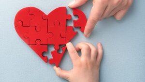 dove si trova il cuore